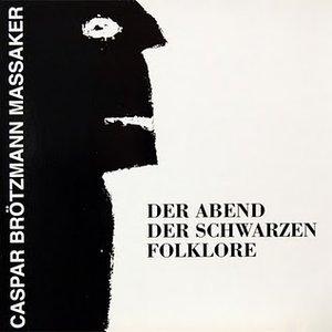 Bild för 'Der Abend der Schwarzen Folklore'