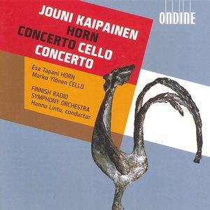 Immagine per 'Kaipainen, J.: Horn Concerto / Cello Concerto No. 1'