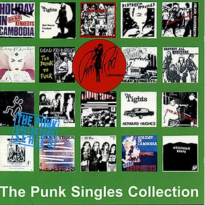 """Cherry Red: The Punk Singles Collection""的封面"
