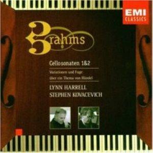 Imagem de 'Brahms; cellosonaten 1&2'
