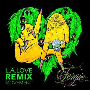Immagine per 'L.A.LOVE (la la) (Remix Movement)'