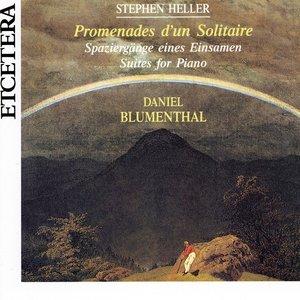 Image for 'Stephen Heller, Promenades d'un Solitaire, Spazierg?nge eines Einsamen, Suites for pian'