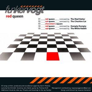 Bild für 'Red Queen (Remixed By The Cheshire Cat)'