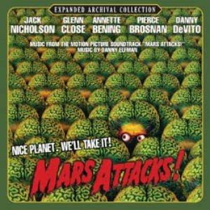 Image for 'Mars Attacks! Expanded Archival Collection'