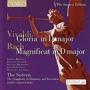 Image for 'Magnificat in D major (BWV 243): Chorus: Suscepit Isreal'