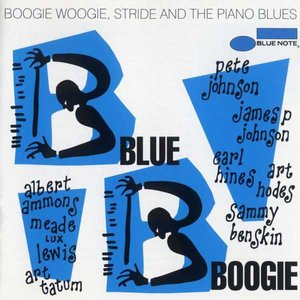 Bild för 'Blue Boogie: Boogie Woogie, Stride and The Piano Blues'