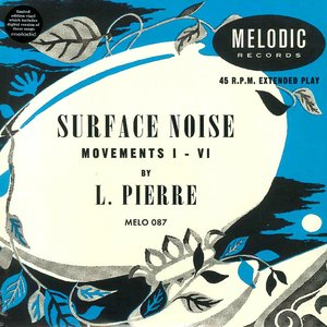 Image for 'Surface Noise'