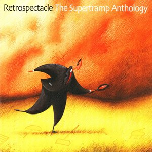 """Retrospectacle - The Supertramp Anthology""的封面"