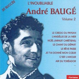 Image for 'L'inoubliable André Baugé, vol. 2'