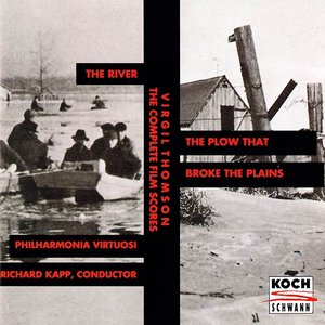 Image for 'The River / The Plow That Broke the Plains (Philharmonia Virtuosi feat. conductor: Richard Kapp)'