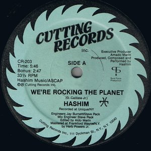 Image for 'we're rocking the planet'
