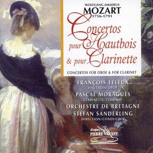 Image for 'Mozart : Concertos pour hautbois & pour clarinette'