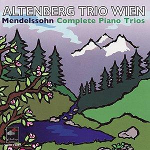 Image for 'Trio For Piano, Violin And Violoncello No.1 In D Minor, Op. 49.: Finale: Allegro assai appassionato'