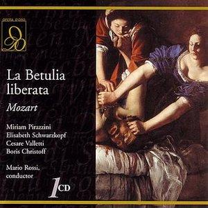 Image for 'Mozart: La Betulia liberata: Oh prodigio! Oh stupor!'