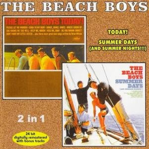 Image for 'The Beach Boys Today! / Summer Days (and Summer Nights!!)'