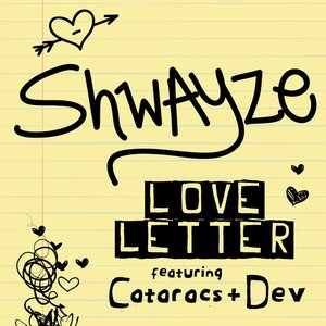 Image for 'Love Letter (feat. The Cataracs and Dev)'