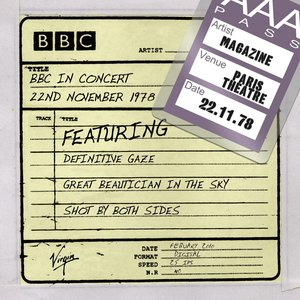 Image pour 'Shot By Both Sides (BBC In Concert 22/11/78)'