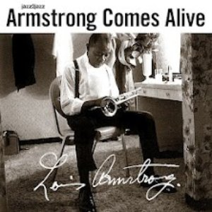 Image for 'Armstrong Comes Alive'