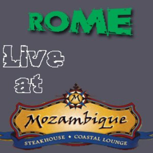 Image for 'LIVE at Mozambique'