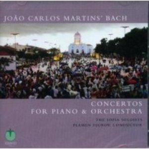 Image for 'Concertos For Piano & Orchestra'