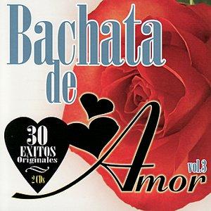 Imagen de 'Bachata de Amor Vol. 3'