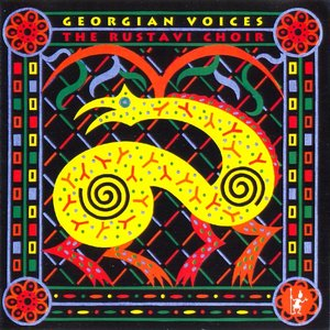 Image for 'Georgian Voices'