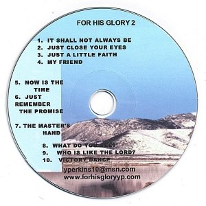 Image for 'For This Glory Two'