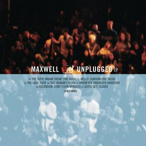 Image for 'MAXWELL MTV UNPLUGGED'