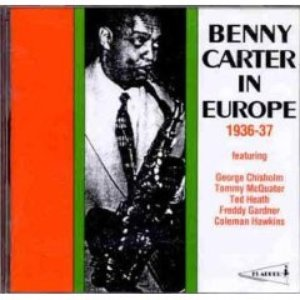 Image for 'Benny Carter In Europe, 1936-1937'