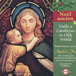 Image for 'Noels & Carols From The Olde World'