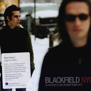 Image for 'NYC: Blackfield Live In New York City'