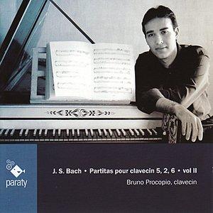 Bild für 'Partita n° 5 pour clavecin, BWV 829: V. Tempo de Minuetta'