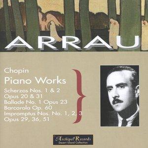 Image for 'Impromptu No. 2 in F-sharp Major, Op. 36'