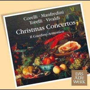 Image for 'Corelli, Torelli, Vivaldi et al : Christmas Concertos'