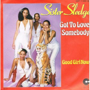 Image for 'Got To Love Somebody'