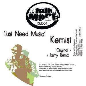 Bild für 'Just Need Music'