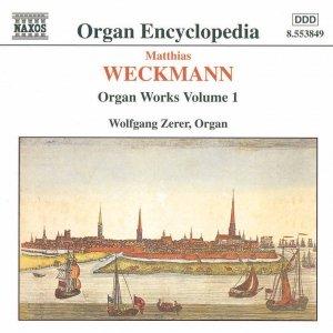 Image for 'WECKMANN: Organ Works, Vol.  1'