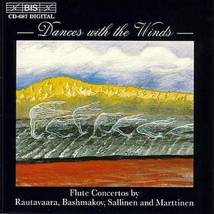 Image for 'RAUTAVAARA / BASHMAKOV / SALLINEN / MARTTINEN: Flute Concertos'