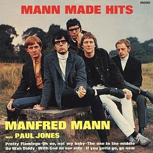 Image for 'Mann Made Hits'