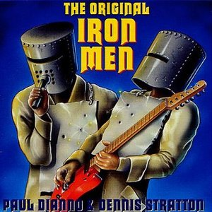 Image for 'The Original Iron Men'