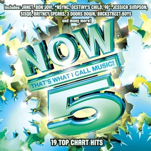 Image pour 'Now That's What I Call Music!  5'