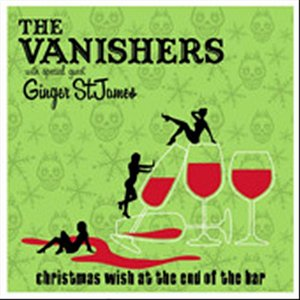 Image for 'Christmas Wish at the End of the Bar (feat. Ginger St.James)'
