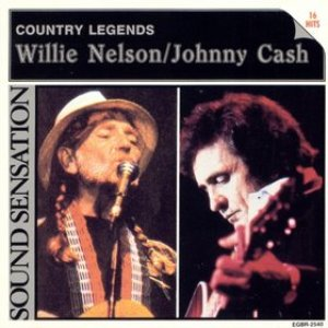Image for 'Willie Nelson;Johnny Cash'