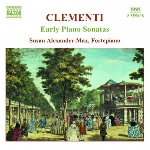 Image for 'CLEMENTI: Early Piano Sonatas'
