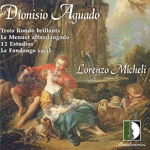 Image for 'Dionisio Aguado: Guitar Music'