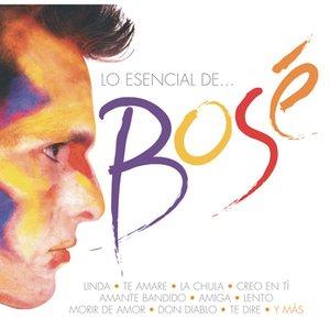 Image for 'Lo Esencial de Miguel Bose'