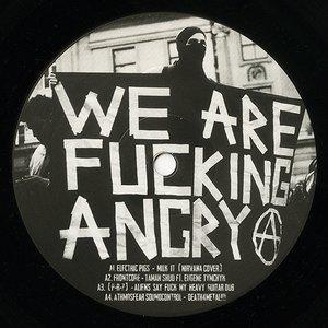 Изображение для 'VA - We Are Fucking Angry'