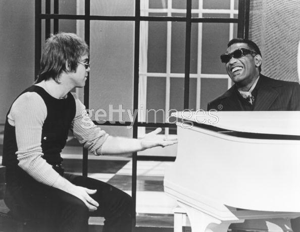 Ray Charles & Elton John