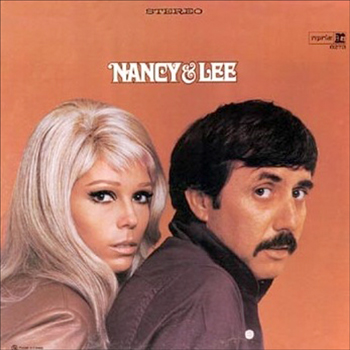 Nancy Sinatra and Lee Hazlewood