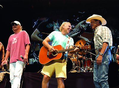 Alan Jackson & Jimmy Buffett